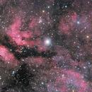 Heart of Cygnus,                                Ken-ichiro Tanaka