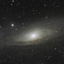 Andromeda Galaxy,                                David Conn