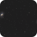 M95 & M96 - Galaxies in Leo,                                Bernhard Zimmermann