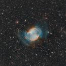 M27 the Dumbbell Nebula,                                Bret Waddington