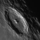 Langrenus crater Moon 2021-02-28,                                xavier