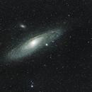 Andromeda M31,                                Katarn