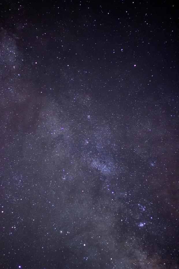 Galactic Center,                                HomesteadPhoto