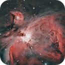 Nov 11, 2020 - Orion Nebula M42,                                Awni Hafedh