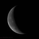 Croissant de Lune au petit matin... (TSA102),                                Jean-Baptiste Auroux