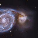 M51 Whirlpool Galaxy,                                TobsHD