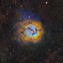 M20 Trifid Nebula,                                Theodore Arampatzoglou