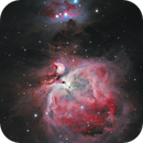 M42 Orion with NGC 1977 Running Man,                                MarkB1971