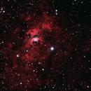Buble Nebula,                                Mark Scrivener