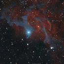 IC405 (C31) Heart of the Flaming Star,                                brad_burgess