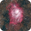 M8: The Lagoon Nebula (2010),                                Kurt Johnston
