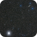 NGC 5139  and  NGC 4945 top right.,                                Mark Sansom