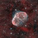 NGC6888,                                Xema García