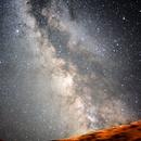 Milky Way over Oregon,                                Ian Doktor