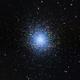 """Hercules' ball of steel - Messier 13"",                                carl0s"