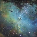 M16 Eagle Nebula,                                Michelle Bennett