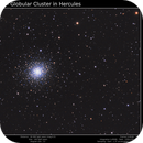 M92 - Globular Cluster,                                Brice Blanc
