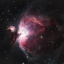 M42 Orion Nebula,                                Carsten Eckhardt