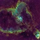 Heart Nebula SHO,                                Matias Alonso