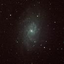 Triangulum Galaxy M33,                                Starman609