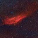 California Nebula,                                Donghun Kim