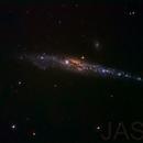 Galaxia de la Ballena.,                                Juan Antonio Sanc...