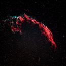 NGC 6992 The Eastern Veil nebula,                                Gary Albin