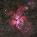 Carina Nebula,                                Wei-Hao Wang