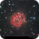 IC5146 Cocoon nebula,                                hmobservatory