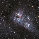 Eta Carinae - NGC 3372,                                GlaucoH