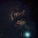 NGC 2024 (Flame Nebula),                                KuriousGeorge