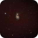 Whirlpool Galaxy M51,                                Gianni Carcano