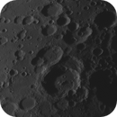 Maurolycus -  Janssen craters area,                                Euripides