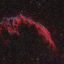 NGC 6992  Part of the Veil Nebula,                                Dagolaf