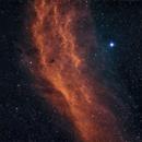 California Nebula (NGC 1499),                                JOHN QUINN