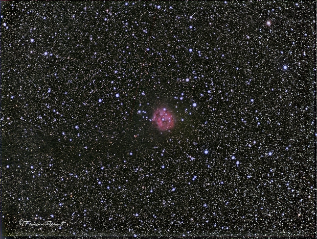 IC 5146 Cocoon Nebula in Cygnus,                                Francois Theriault