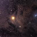 Antares + 22 Sco,                                dkamen
