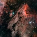 Pelican nebula,                                Antonio Ghelardi
