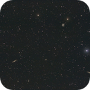 Galaxies M98 - M99,                                Stéphane GONZALEZ