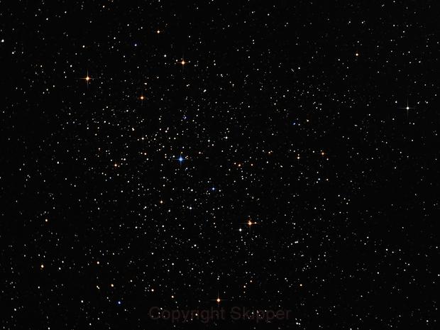 NGC 6940 - Mothra Cluster,                                David N Kidd