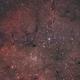 IC 1396 Elephant's Trunk nebula,                                mihai