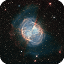 M27, old data and new processing,                                christian.hennes