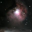 M43 De Mairan's Nebula,                                Kevin Smith