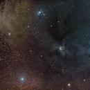 Antares area, Canon EF200 @ F/3,5  /  ATIK ONE  /  EQ3-2,                                Pulsar59