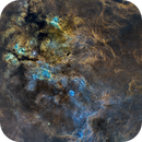Cygnus - 4 Panel mosaic,                                Sendhil Chinnasamy