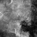 nord america nebula h alpha,                                LUIGI FEROLA