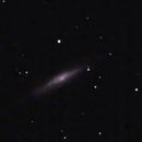 NGC 2683 galassia a spirale - 2 dicembre 2015,                                Giuseppe Nicosia