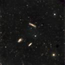 Leo Tripplet, M65, M66, NGC 3628,                                mdohr
