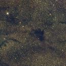 Barnard 75 and Barnard 67a,                                Ray Heinle