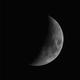 Moon 2020-01-01 - Waxing Crescent 36% [Ha],                                jdifool